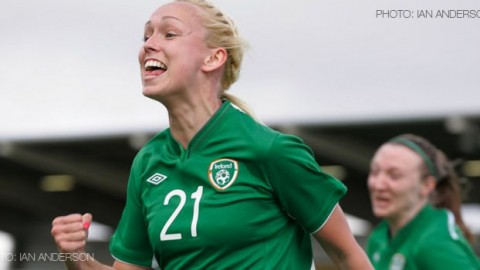 2015 is the year of women's football domination! Lets kick it off with Stephanie Roche winning the Puskas Award