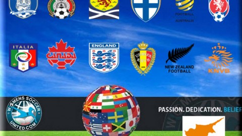 Cyprus Cup 2015 Teams announced to take part in tournament