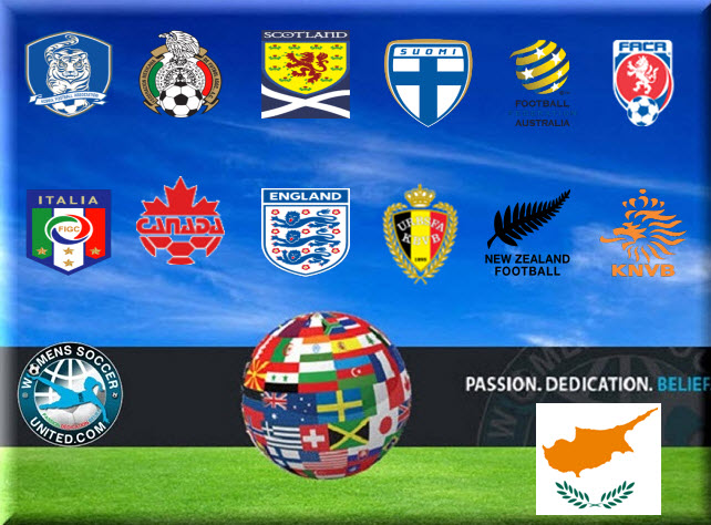 Cyprus Cup 2015