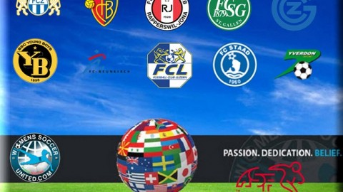 FCZ Frauen go top Switzerland Women's Nationalliga A 11th October