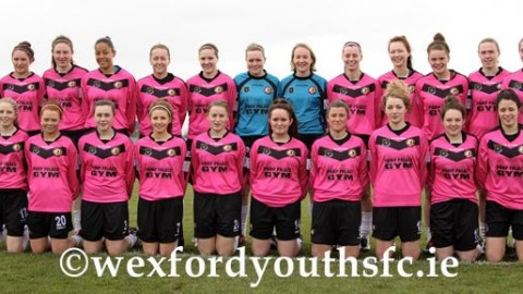 Wexford Youth Women's AFC Top Continental Tyres Women's National League