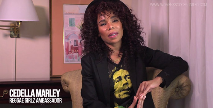Cedella Marley interview