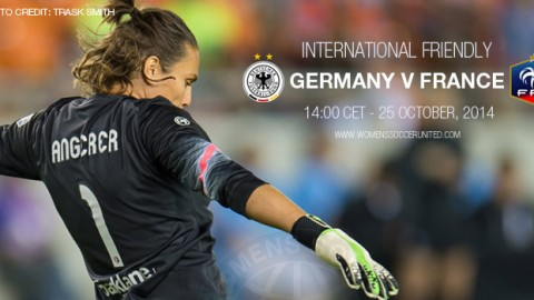 Full-time: Germany 0-2 France – International Friendly (25 October 2014)