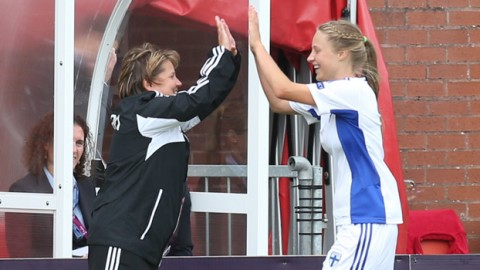 Miettinen: Canada 2014 so important for Finnish football