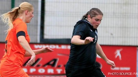 Irish Defence Forces draw with Dutch in Women's International
