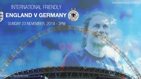 Full-time: England 0-3 Germany – International Friendly (23 November 2014)