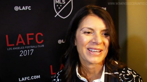 Mia Hamm becomes first female owner of MLS franchise