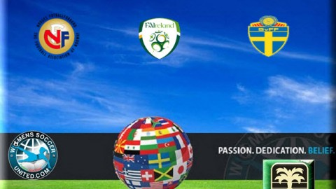 Norway, Sweden and Republic of Ireland play in La Manga club