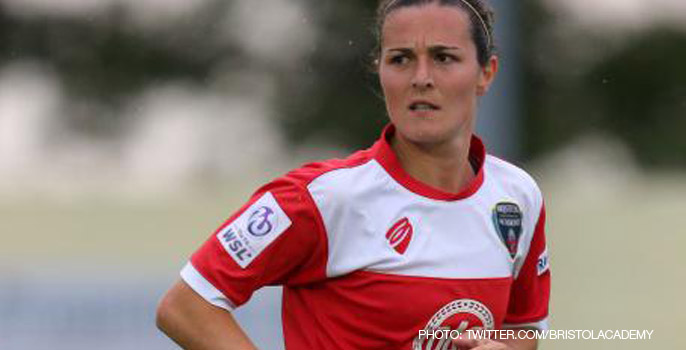 Natalia Pablos Sanchon joins Arsenal Ladies from Bristol Academy