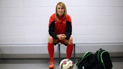 Stephanie Roche has left French Division 1 club ASPTT Albi