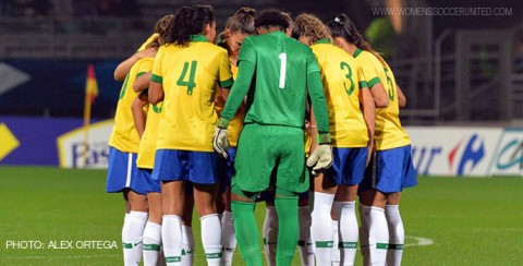 Brazil squad announced for Rio 2016 Olympic Games