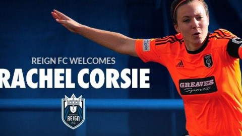 Seattle Reign FC Sign Scottish International Rachel Corsie