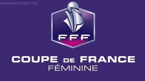 Coupe de France Féminine Round of 32 results (3rd – 4th January 2015)