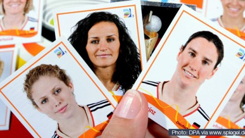 Panini reveal plans for an official sticker album for the FIFA Women's World Cup 2015!