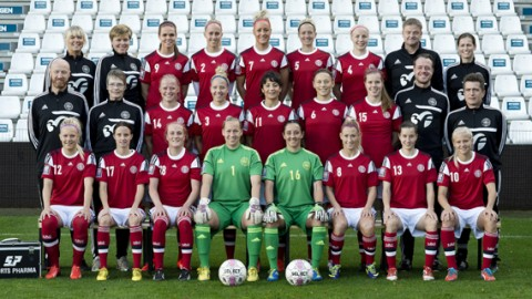 Denmark squad named for Algarve Cup 2015