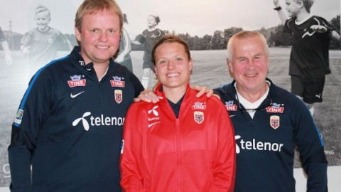 Trine Rønning named new Norway Women's National Team captain