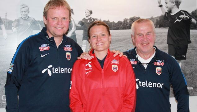 Trine Rønning named new Norway WNT captain