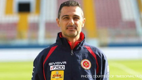 Interview with Malta women's national team head coach Mark Gatt