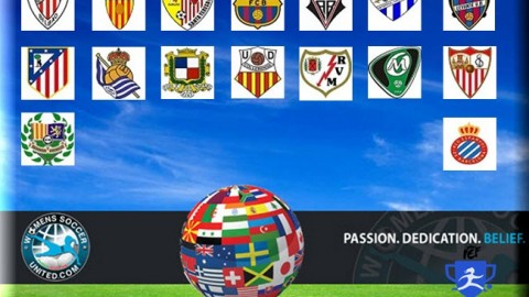 Spanish Women's Primera División Results 15th March 2015