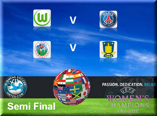 UEFA Women's Champions League SEMI FINAL