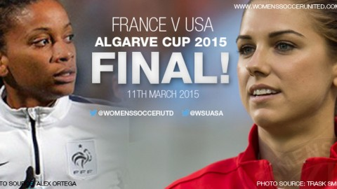 Algarve Cup 2015 – Placement matches (11 March)