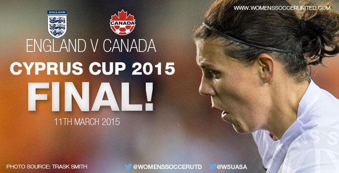 Cyprus Cup 2015 final