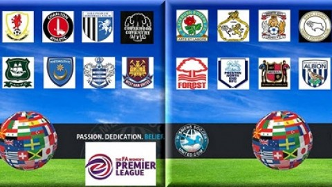 FA Women's Premier Leagues Results 8th March 2015