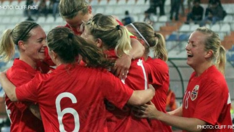 Norway head coach Even Pellerud presents 35-players vying for a place in the final World Cup squad