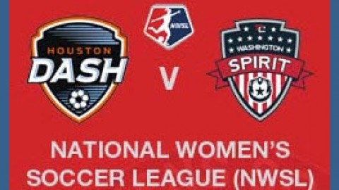 Houston Dash beat Washington Spirit NWSL 11th April 2015
