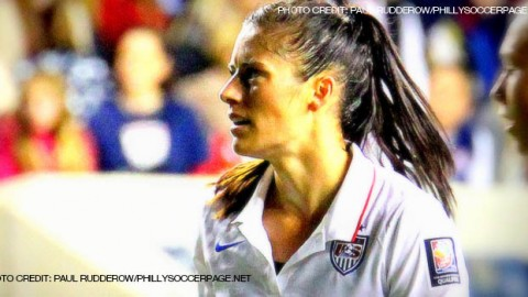 USA announce squad for the FIFA Women's World Cup 2015