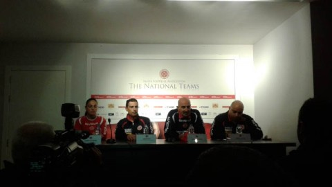 Malta's press conference – UEFA Women's EURO 2017 preliminary round