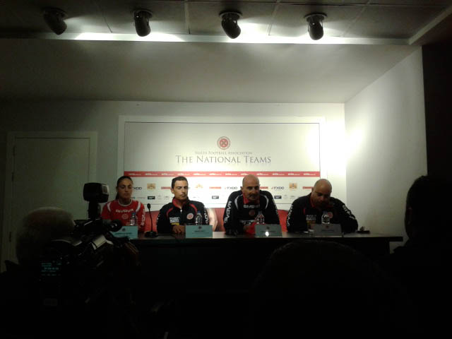 Malta's press conference - UEFA Women's EURO 2017 preliminary round