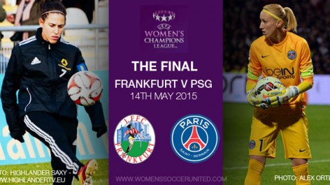 Full-time: 1.FFC Frankfurt 2-1 Paris Saint Germain | UEFA Women's Champions League Final – 14 May 2015