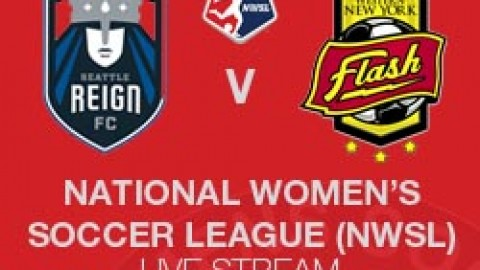 Seattle Reign FC v Western New York Flash – NWSL (12 April 2015)