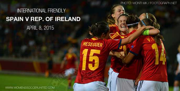 Spain v Republic of Ireland – International Friendly (8 April 2015)