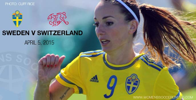 Sweden v Switzerland – International Friendly (5 April 2015)