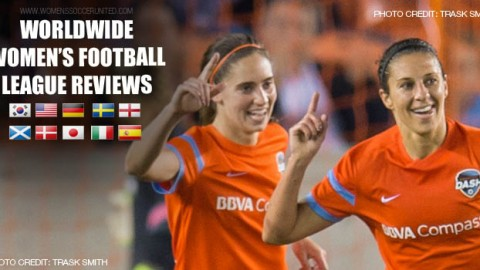 Worldwide women's football league reviews