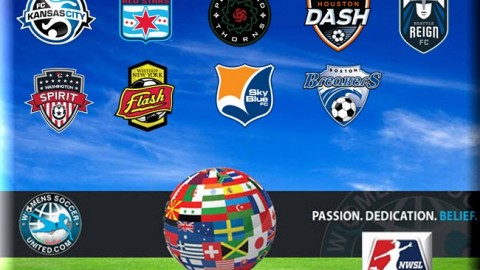 Chicago Red Stars lead the NWSL 10th May 2015