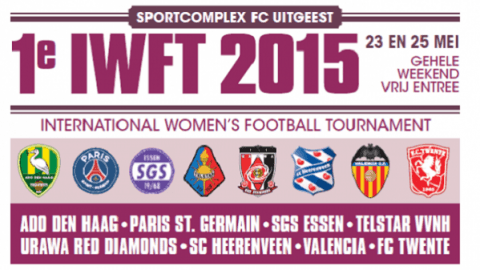 International Women's Football Tournament 2015 Starts 23rd May