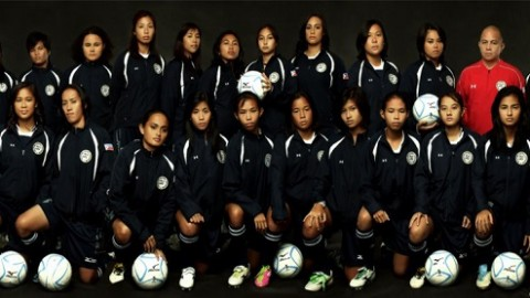 5 Questions (or More) with the Philippine Women's National Football Team