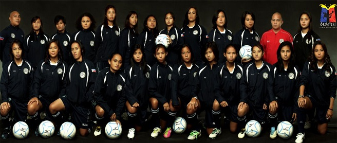 Philippine Women's National Football Team