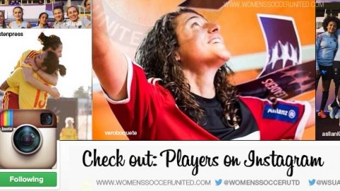 Check out: Players on Instagram – Women's Champions League edition…