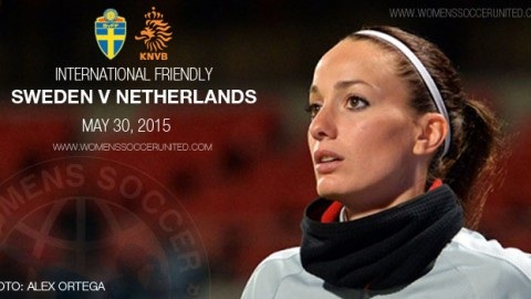 Full-time: Sweden 2-1 Netherlands – International Friendly (30 May 2015)