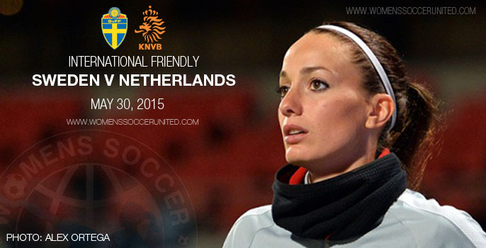 Sweden v Netherlands – International Friendly (30 May 2015)