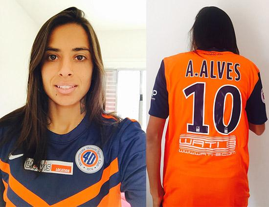 Andressa Alves Montpellier HSC