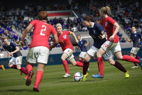 What FIFA 16 means to this female gamer and women's football fan