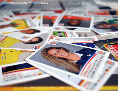 Panini FIFA Women's World Cup™ Official Licensed Sticker Collection album competition winner announced!