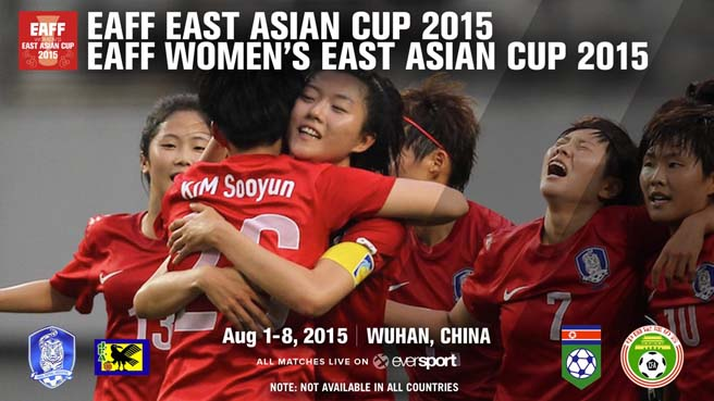 EAFF Women's East Asian Cup Live Stream