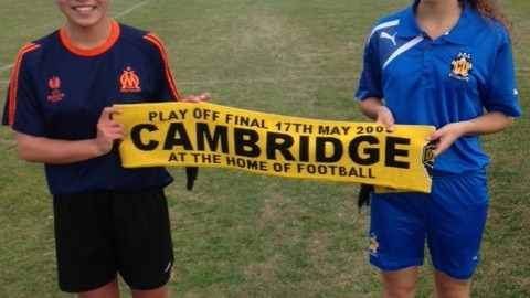 Cambridge United Women sign up young sensations Simmons & Perfect