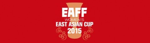 EAFF Women's East Asian Cup 2015 fixtures